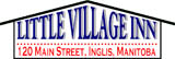 Little Village Inn - Rick's Cabin Rentals, Inglis Manitoba
